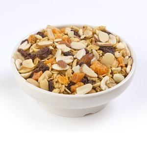 Semillas, barritas y granolas