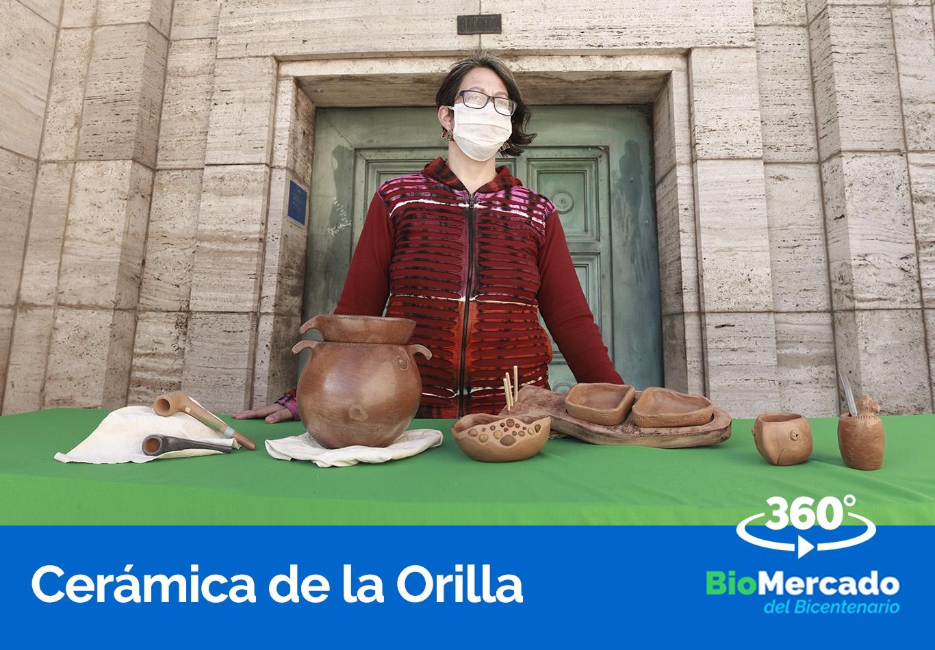 Modelo BioMercado Ceramica de la orilla